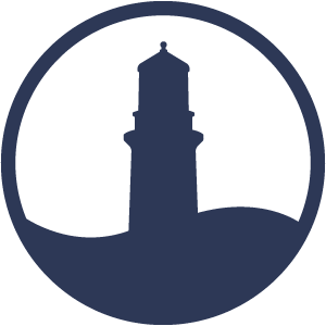 Lighthouse Logo Glyph