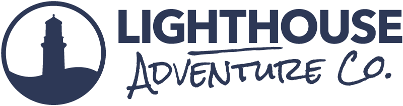Lighthouse Adventure Company Logo