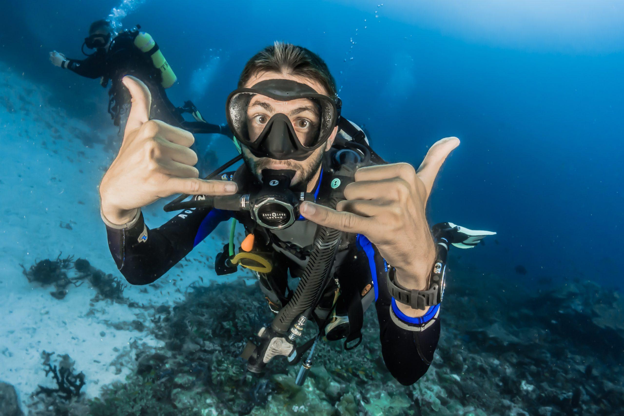 SDI Night & Limited Visibility Diver